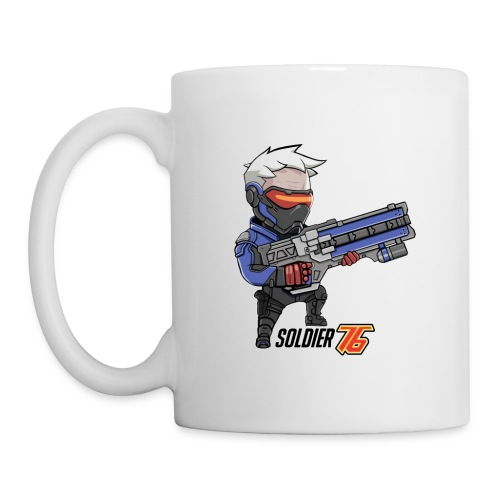 Soldier 76 - Coffee/Tea Mug