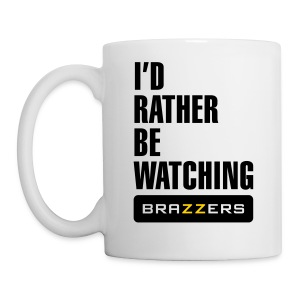 IRBW Brazzers logo - Coffee/Tea Mug