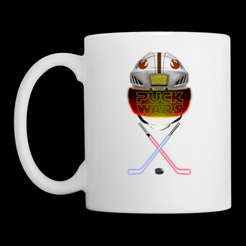 Puck Wars - Rebel - Coffee/Tea Mug