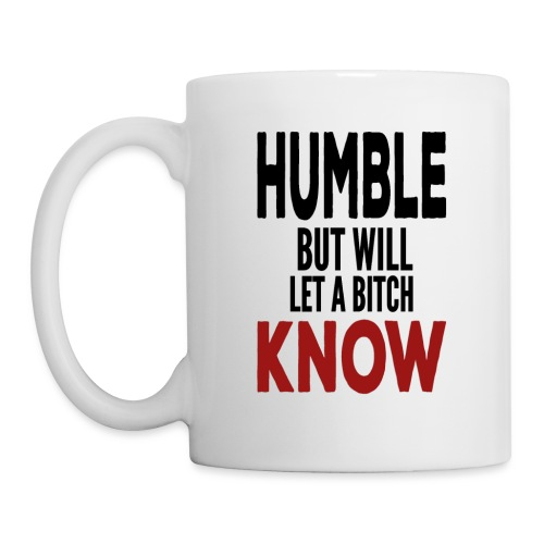 humble3 - Coffee/Tea Mug