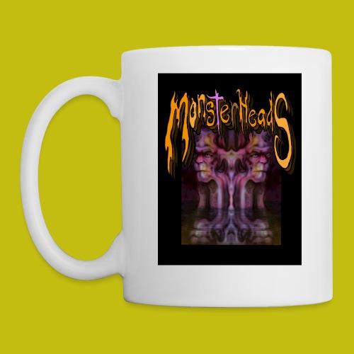 MonsterHeads ~ Purple Bio-Organic Frankenstein's. - Coffee/Tea Mug