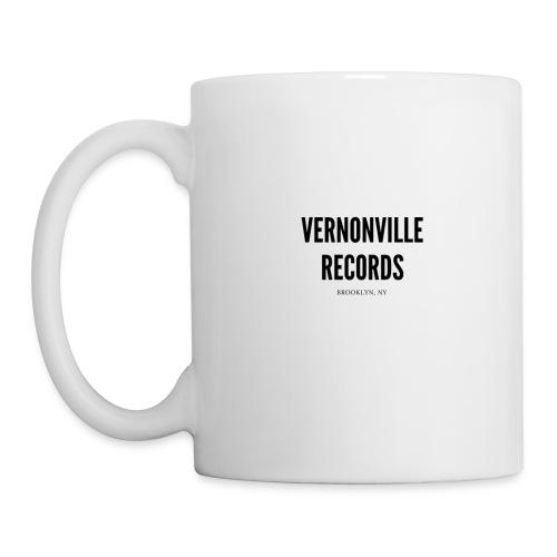 VERNONVILLE RECORDS BROOKLYN,NY - Coffee/Tea Mug
