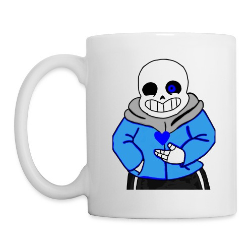 "Undertale San ""ReDraw"" - Coffee/Tea Mug"