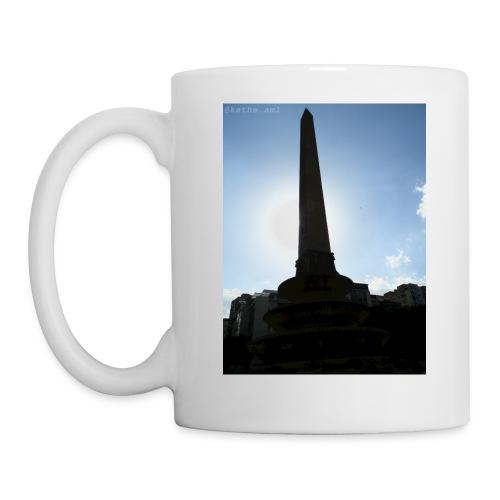 Obelisk of Altamira - Coffee/Tea Mug