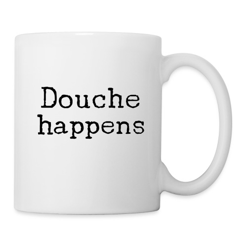 D**che happens - Coffee/Tea Mug