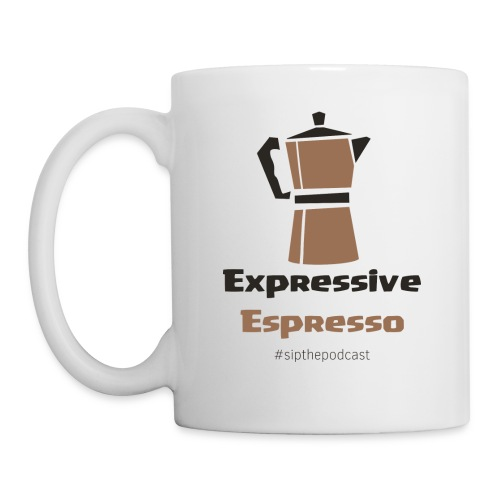 Expressive Espresso - Coffee/Tea Mug
