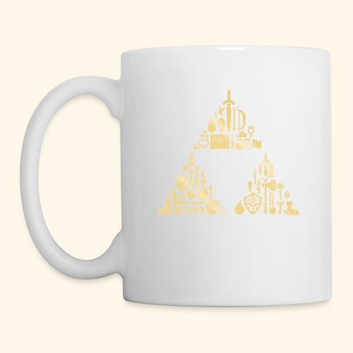 Zelda Triforce - Coffee/Tea Mug