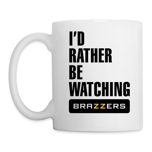 IRBW Brazzers logo - Coffee/Tea Mug