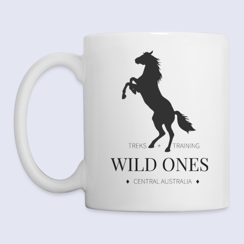 WILD ONES Horse 1 - Coffee/Tea Mug