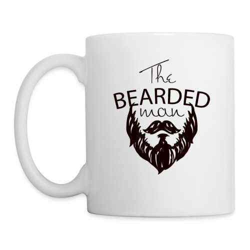 The bearded man - Coffee/Tea Mug