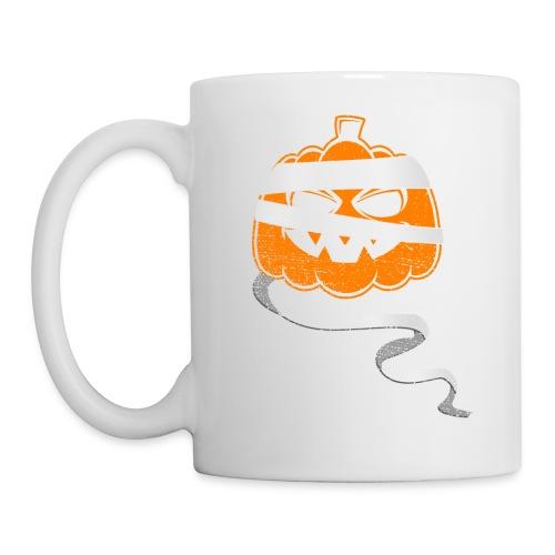 Halloween Bandaged Pumpkin - Coffee/Tea Mug