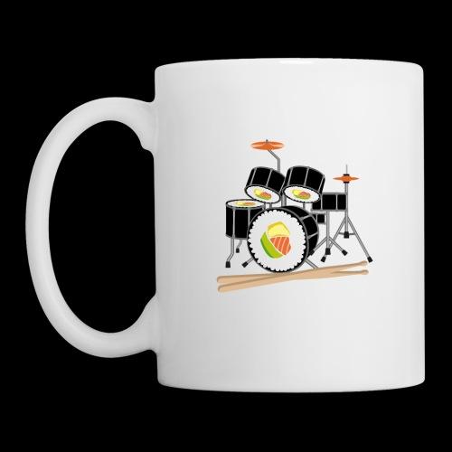 Sushi Roll Drum Set - Coffee/Tea Mug