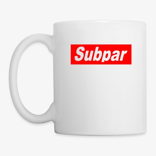 Subpar - Coffee/Tea Mug