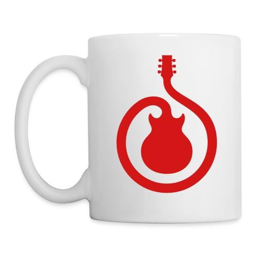 Guitar Logo - Coffee/Tea Mug