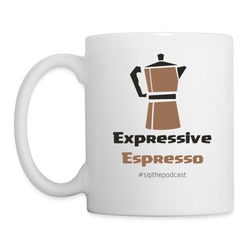 Expressive Espresso - Coffee/Tea Mug