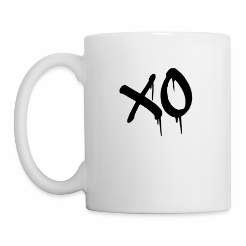 X O Design - Coffee/Tea Mug