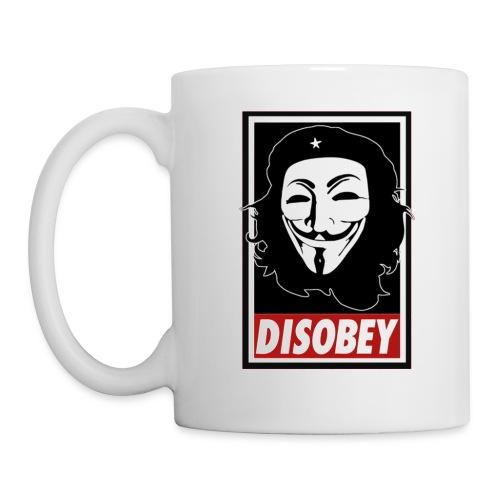 Anonymous Disobey Che gif - Coffee/Tea Mug