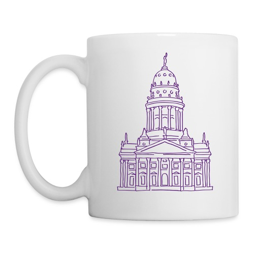 French Cathedral Berlin - Coffee/Tea Mug