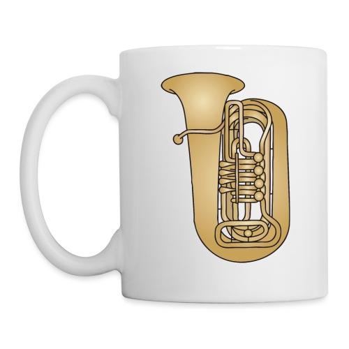 Tuba brass - Coffee/Tea Mug