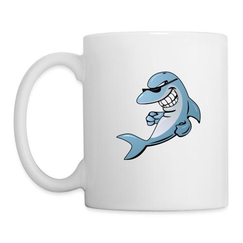 Dolphin Cartoon - Coffee/Tea Mug