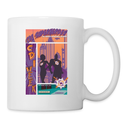CR-2121_CDIWeek19_poster_ - Coffee/Tea Mug