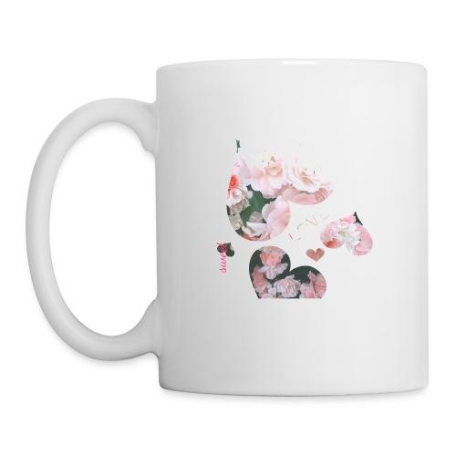 Roses with love, sweet - Coffee/Tea Mug