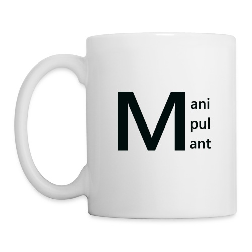 Manipulant Logo - Coffee/Tea Mug