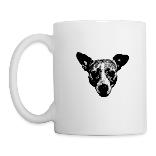 Daisy Face 1 - Coffee/Tea Mug