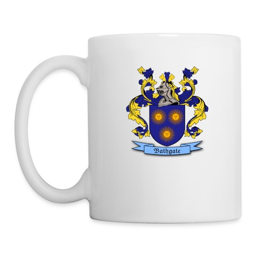 Bathgate Family Crest - Coffee/Tea Mug