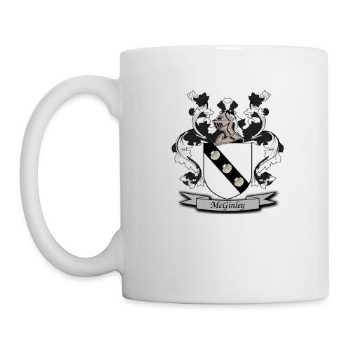McGinley Family Crest - Coffee/Tea Mug