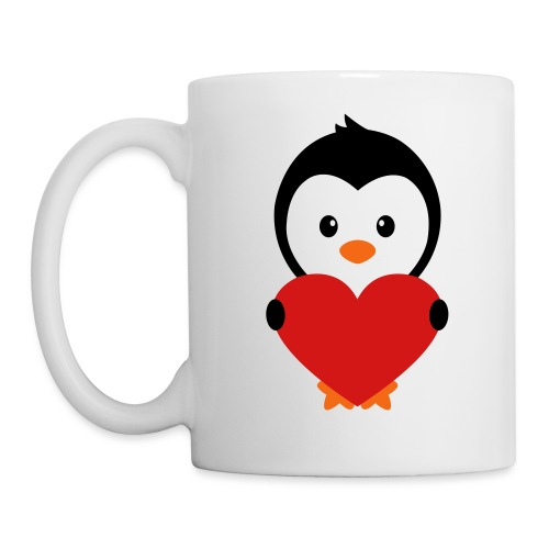 Penguin Love - Coffee/Tea Mug