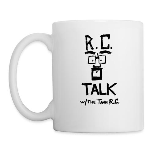 RC Talk LOGO - Coffee/Tea Mug