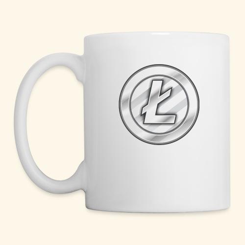 Litecoin Tee Shirt - Coffee/Tea Mug