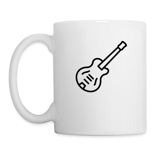 fun guitar - Coffee/Tea Mug