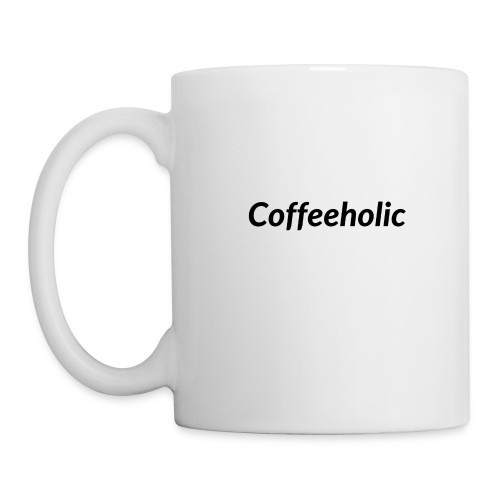Coffeeholic line - Coffee/Tea Mug