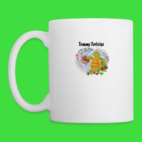 Tommy Tortoise white - Coffee/Tea Mug
