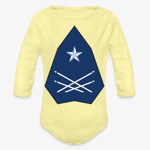 Agency - Organic Long Sleeve Baby Bodysuit