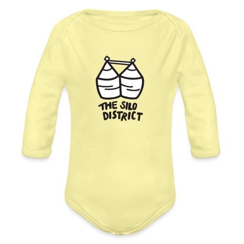 The Silo District - Organic Long Sleeve Baby Bodysuit