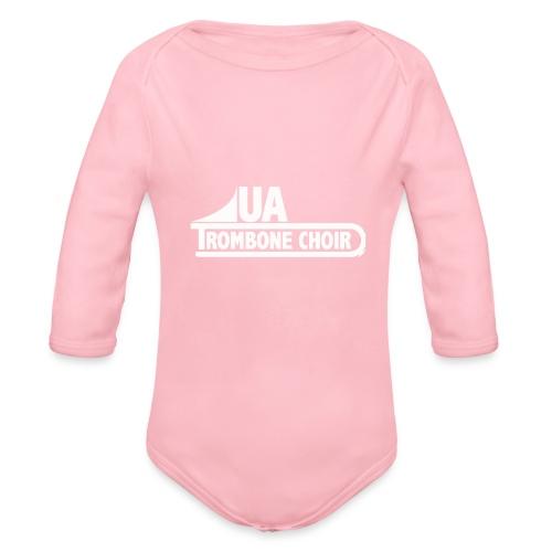 Sample - Organic Long Sleeve Baby Bodysuit