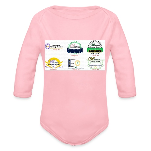 Winners Group Home - Organic Long Sleeve Baby Bodysuit