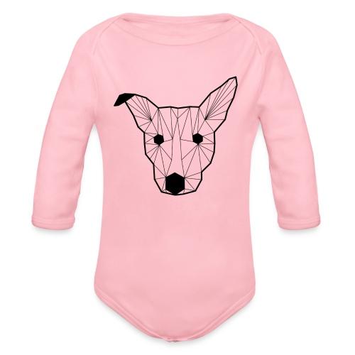 BringTheRUCKUS - Organic Long Sleeve Baby Bodysuit