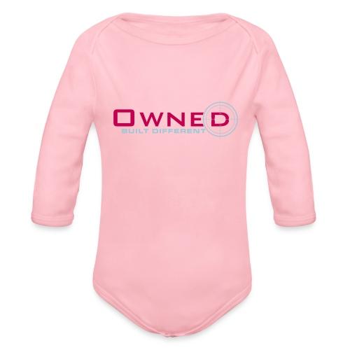 Owned Clothing - Organic Long Sleeve Baby Bodysuit