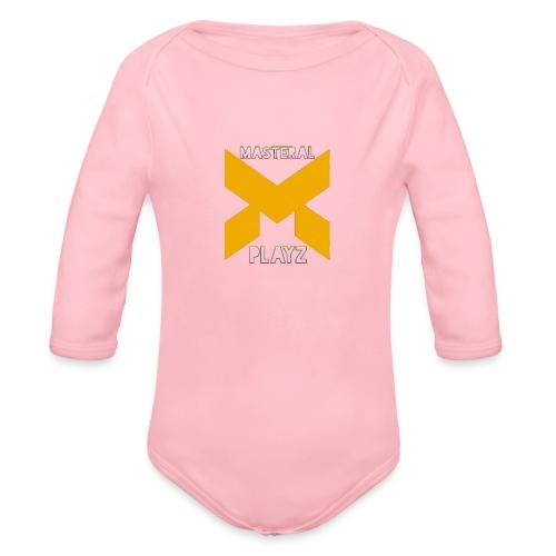 MasterAlPlayz - Organic Long Sleeve Baby Bodysuit
