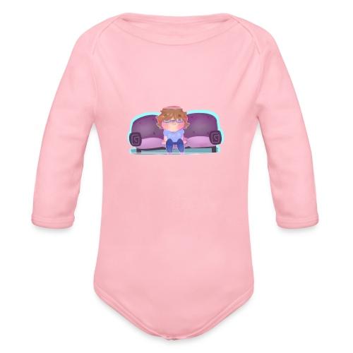 Welcome Home! - Organic Long Sleeve Baby Bodysuit