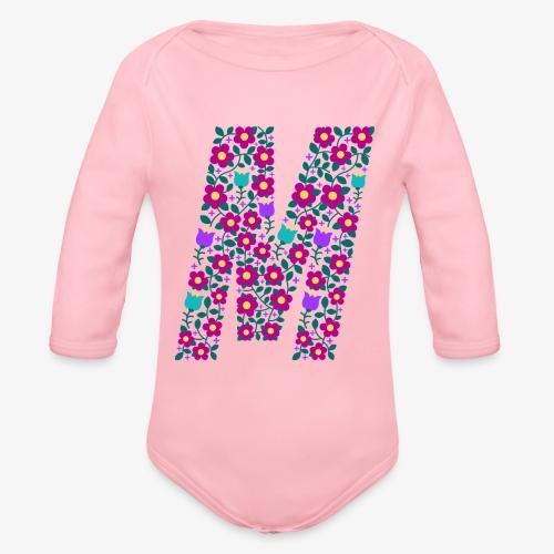 Mali M - Organic Long Sleeve Baby Bodysuit