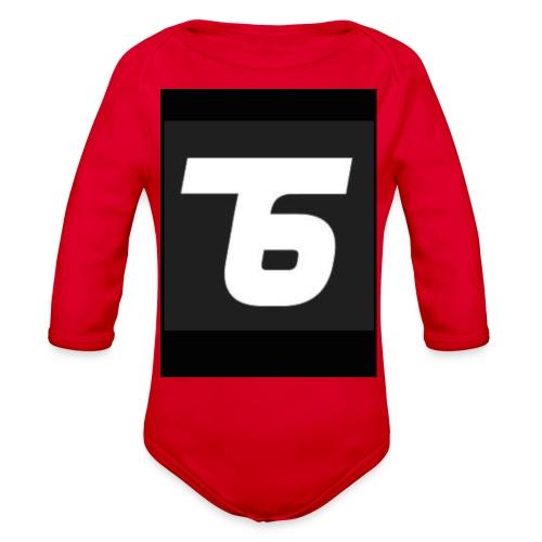 Team6 - Organic Long Sleeve Baby Bodysuit