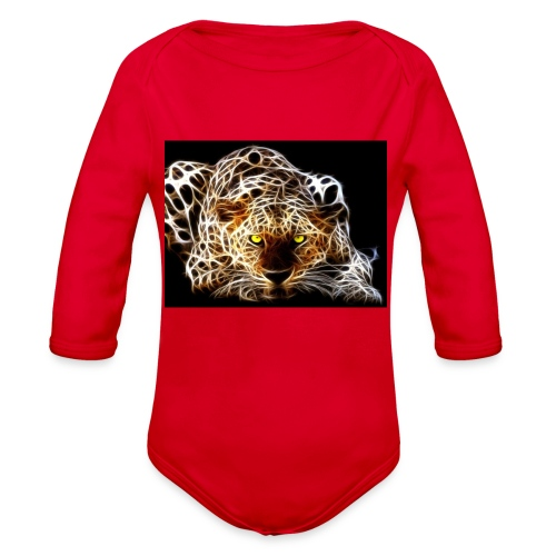 close for people and kids - Organic Long Sleeve Baby Bodysuit