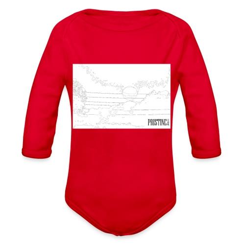 SunLines - Organic Long Sleeve Baby Bodysuit