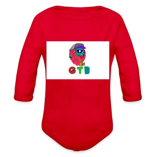 GTB - Organic Long Sleeve Baby Bodysuit
