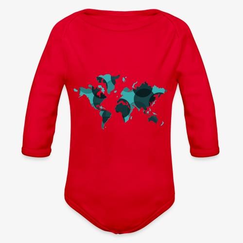 Artsy Earth - Organic Long Sleeve Baby Bodysuit
